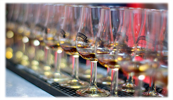 Appleton Estate Rum Tasting at RumFest 2011