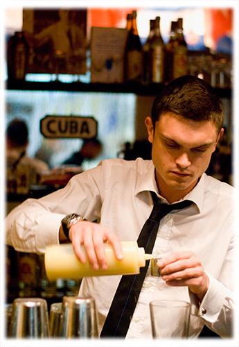 Havana Club Bartender