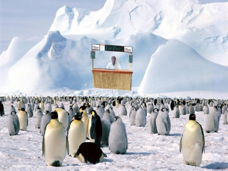 The Antarctica Rum Shack