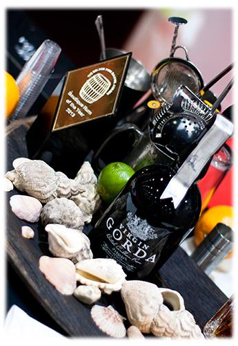 Virgin Gorda Rum with Boutique Rum Golden Rum Barrel Award 2013