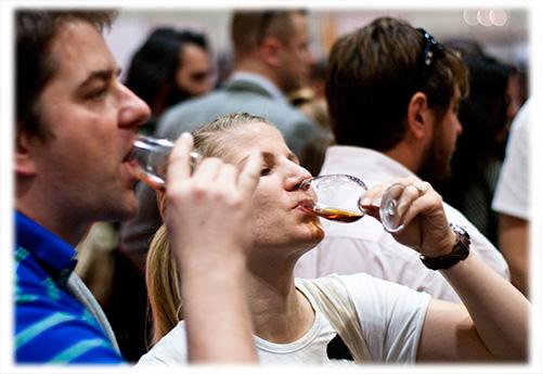 Rum Tasting at RumFest