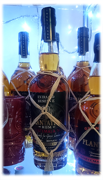 Gerry's 4th Limited Edition Plantation Rum Guatemala Ice Wine Cask