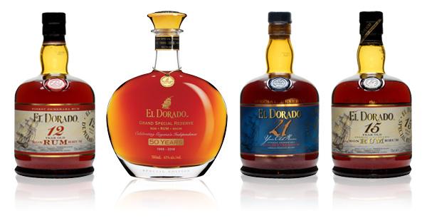 El Dorado Rums