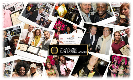 Golden Rum Barrel Awards 2016