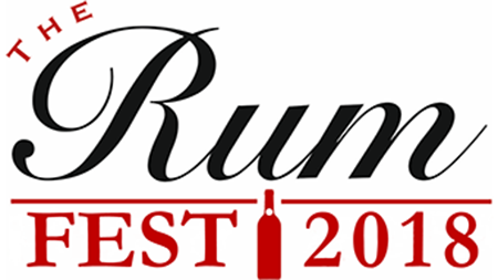 The UK RumFest 2018 Logo