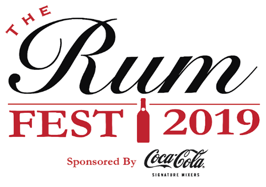 The UK RumFest 2019 Logo
