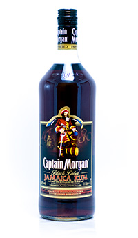 Charlosa Drinks Captain Morgan Rum Distillery