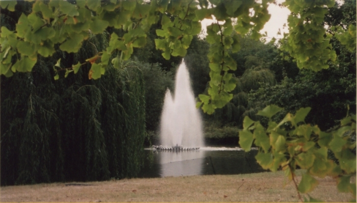 St James' Park Fountain