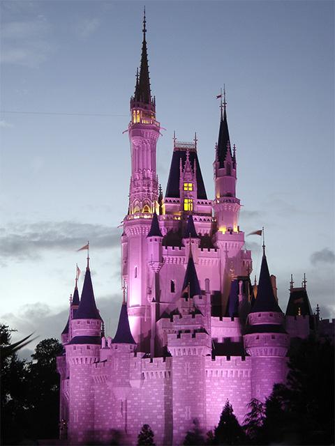 Cinderella Castle Photography Cinderella's Castle at